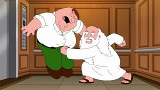 Peter Struck By The Hand Of GOD - Family Guy thumbnail