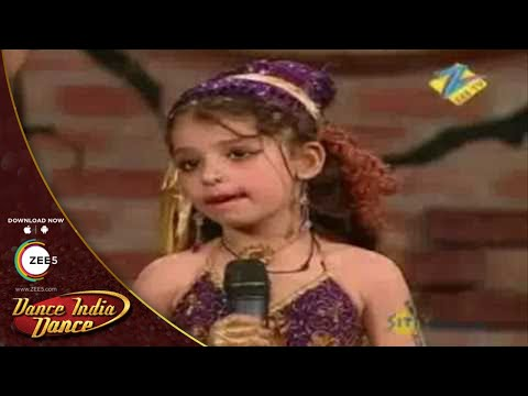 DID Little Masters Mumbai Audition May 01 '10 - Gracy Bitin
