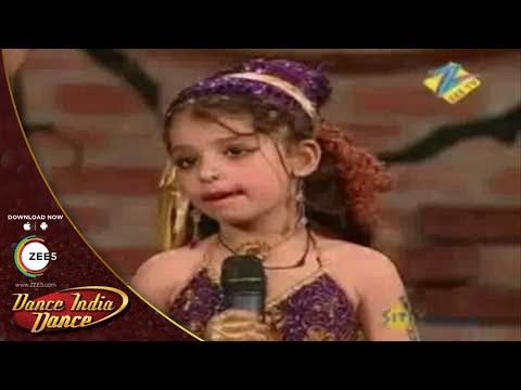 DID Little Masters Mumbai Audition May 01 '10 - Gracy Bitin