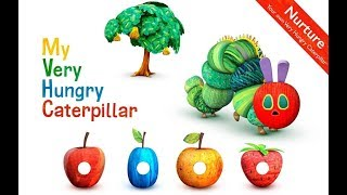 My Very Hungry Caterpillar - [Ages 5 & Under] - Android & Apple