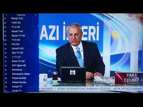 Q-HD IPTV Android TV Box APK Watch 80 Turkish Live TV IPTV Channels