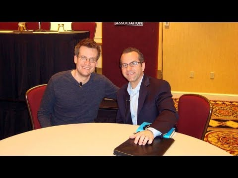 John Green - Skip Prichard Interview