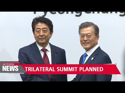 South Korea, China and Japan set to hold rare three-way talks in Tokyo in May: Reports