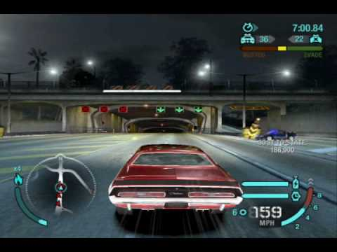 NFS Carbon: Hell On Wheels 2 Getaway (part 1 of 3)