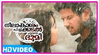Neelakasham Pachakadal Chuvanna Bhoomi Movie | Scenes | Dulquer's flashback revealed | Surja Bala