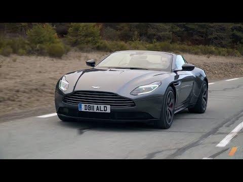 Aston Martin Volante, The Best Convertible GT -- TEST/DRIVE