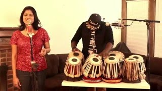 Download Hindi Video Songs - Shankar Mahadevan - Man Mandira (Katyar Kaljat Ghusli)   Cover by Jomy George & Darshana Menon