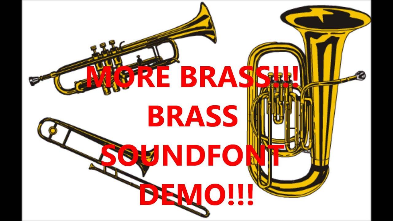 Free SoundFonts Free Brass SoundFonts Free Choir SoundFonts Free Piano  SoundFonts  SF2