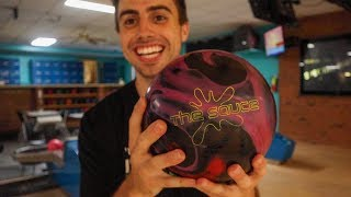 """The Sauce (Hammer) Bowling Ball Review 
