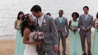 Namuun & Jordan - Tahoe Edgewood Wedding Film - Tahoe Videograopher - Tahoe Cinematic Films