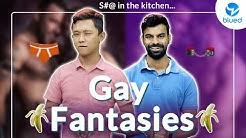 Ask Indian Gay Men - Gay Fantasies, Kink & More