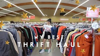 One of Neens's most viewed videos: THRIFT HAUL | Value Village 5.0