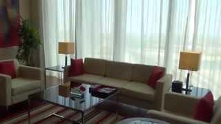 Dubai Luxushoterl The Oberoi  Matthias Mangiapane - Suite Wohnraum Zimmer