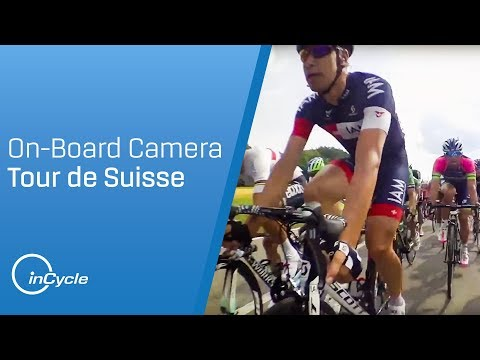 inCycle Onboard Camera: Tour De Suisse - Stage 5