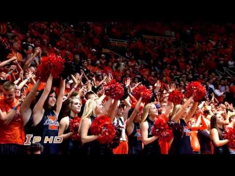Illinois Basketball 2010-11 Highlight Video