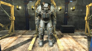 Fallout4 местонахождение силовой брони x01