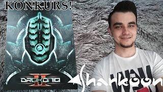 Konkurs na myszkę Drakonia II od Sharkoona!! ✔ MafiaSolecTeam
