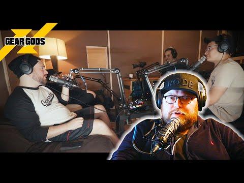The Gear Gods Excessive Nerd Sh*t Podcast: EP. 12 Feat. URM's EYAL LEVI | GEAR GODS