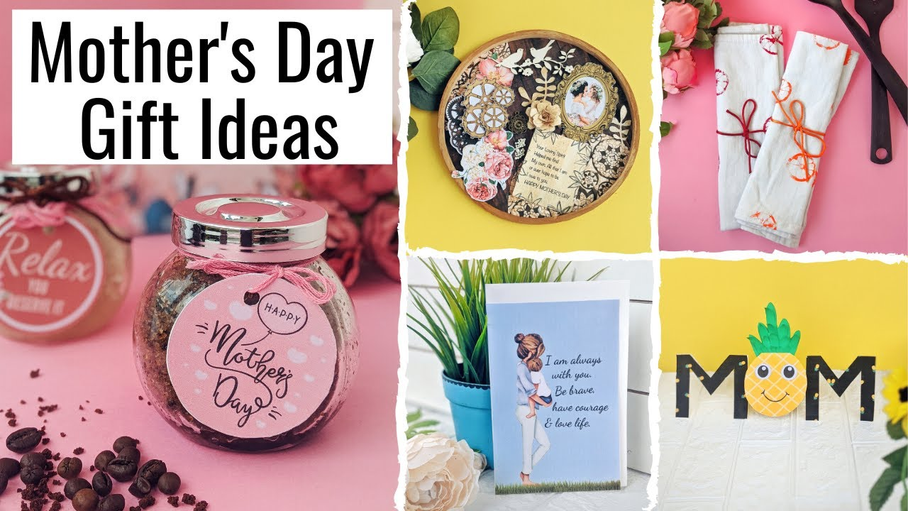 Mother's Day Gift Ideas 2021|Amazing DIY Mother's Day GiftIdeas During Quarantine |Mothers Day Gifts