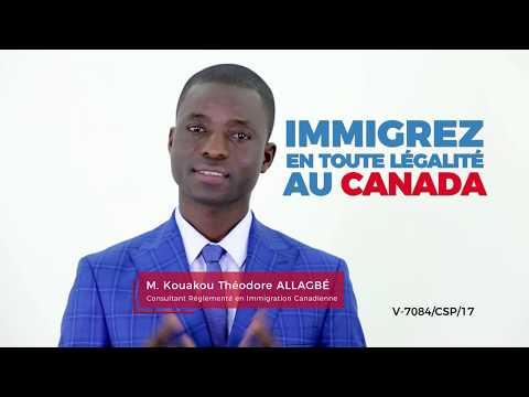 DES AVANTAGES À IMMIGRER - CONVERGENCE CANADA IMMIGRATION CÔTE D'IVOIRE UN ACCES LÉGAL AU CANADA