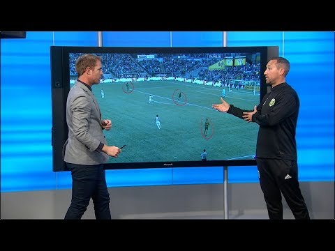Ross Smith and Caleb Porter   Axes and O's   Timbers in 30   Oct. 20, 2017