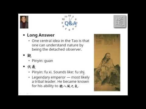 The I Ching, Precursor of the Tao Te Ching