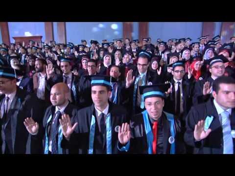 Alexandria Faculty of Medicine 2013 Graduation Ceremony Intro - HQ