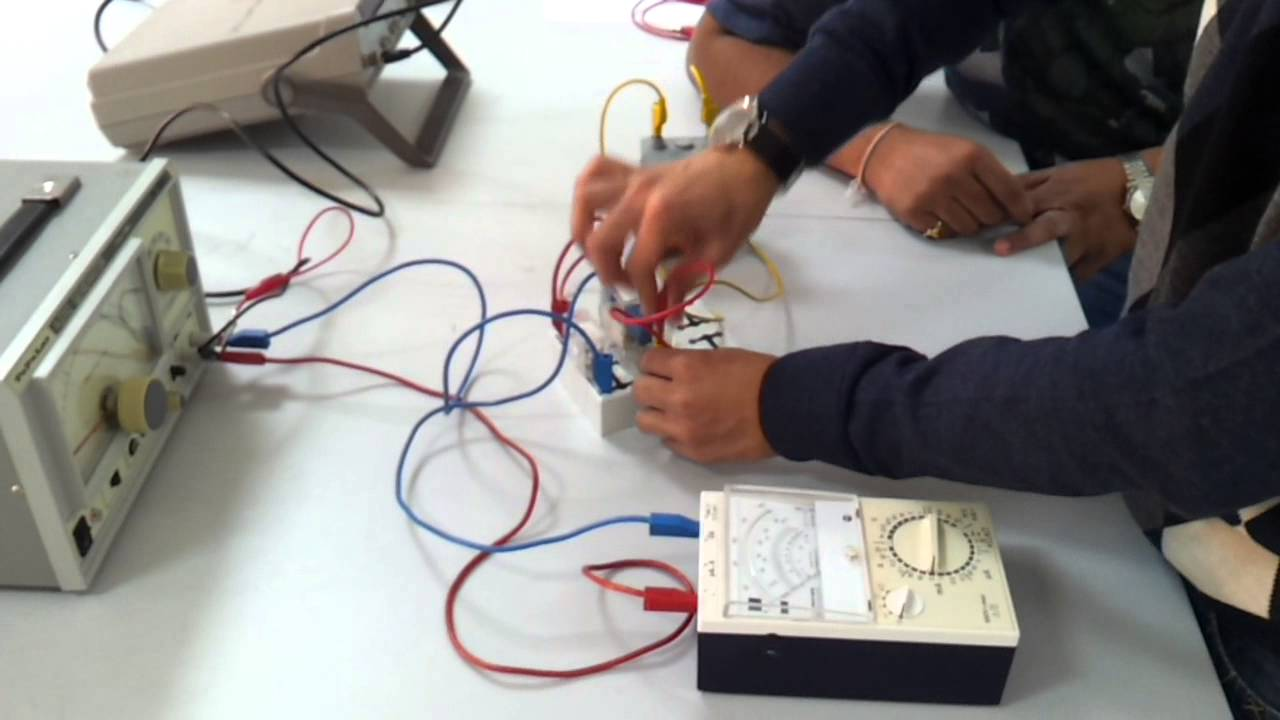 Rlc Series Circuit Connection Continued From Parallel Youtube