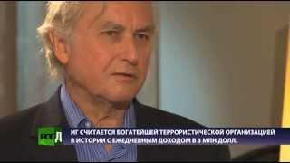 2014   Противоположности   Вера в разум  Интервью с Ричардом Докинзом   Россия интервью