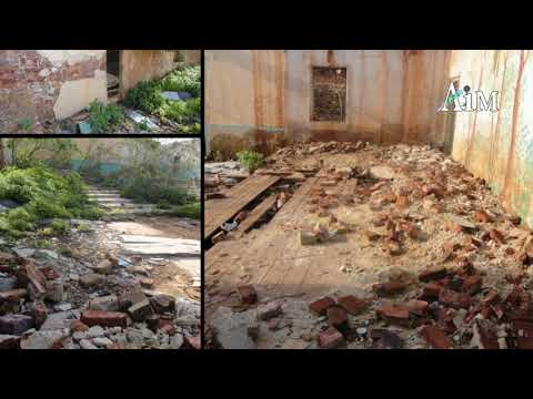 Eritrea: Urban decay - Inside the University of Asmara