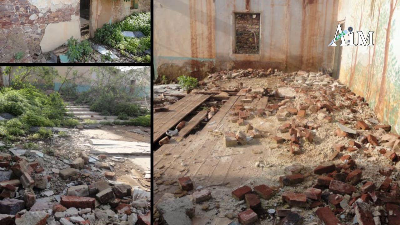 Eritrea: Urban decay - Inside the University of Asmara