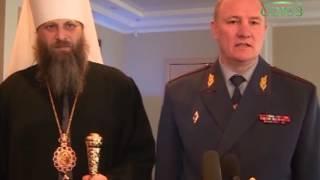 Сотрудничество Челябинской епархии с ГУФСИН