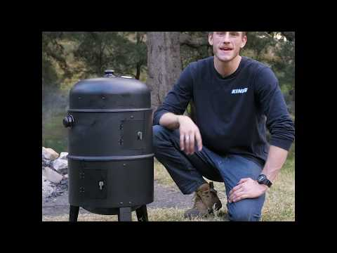 Using Your Adventure Kings Portable Smoker For The First Time