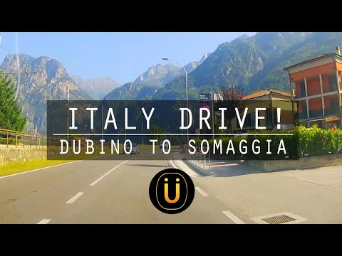 Northern Italy Drive!!