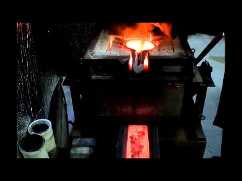Silver Refining at G&S Metals and Refiners, Creating a Silver Ingot