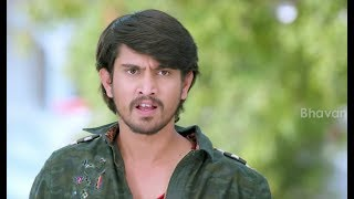 Raj Tarun Back 2 Back Scenes | Latest Telugu Movie Scenes | Bhavani HD Movies