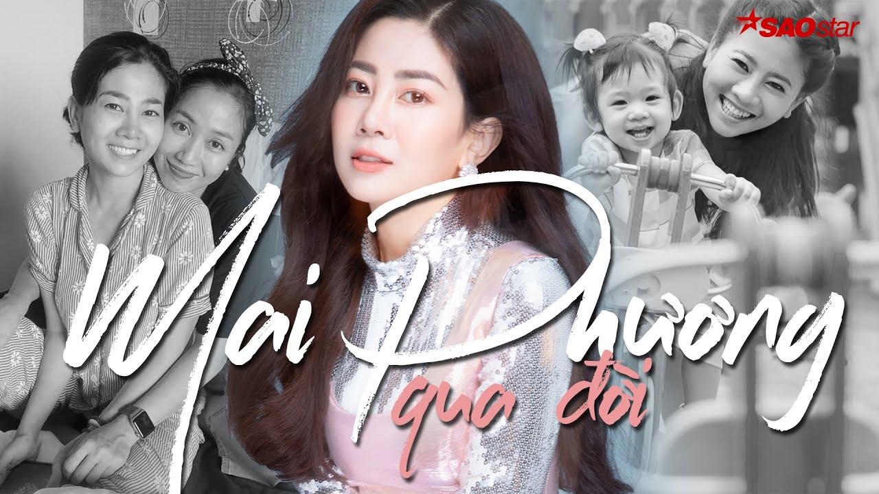 Diễn viên Mai Phương qua đời: Vĩnh biệt cô gái luôn có nụ cười rạng rỡ kể cả khi bạo bệnh