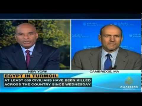 Al Jazeera America's First Guest: Conspiracy Theorist Stephen Walt