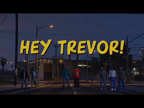how to set defaut action gta v