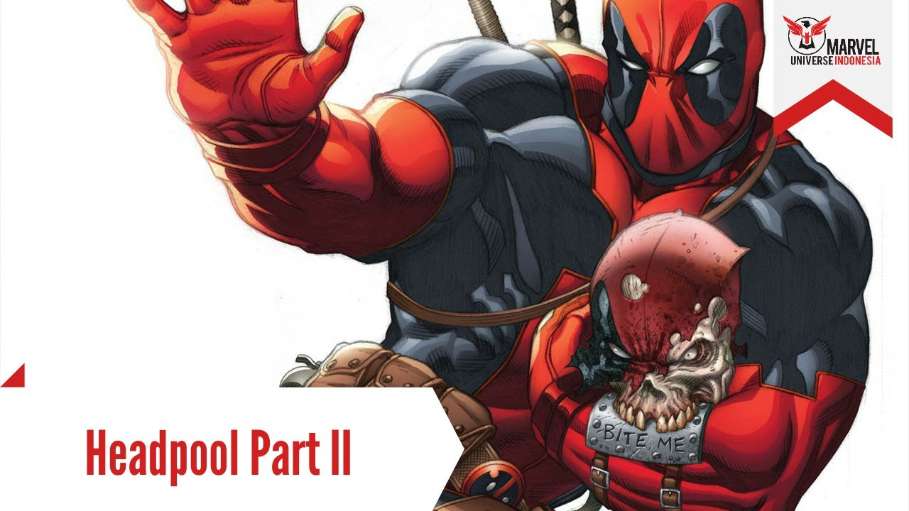 Zombie Deadpool (Headpool) Part 2: Savage Land