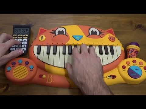 XXXTENTACION - CARRY ON BUT IT'S ON A CAT PIANO AND A DRUM CALCULATOR