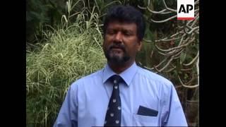 Sri Lanka's oldest botanical gardens display rare plants for tourists
