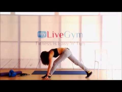 Ασκήσεις για βραζιλιάνικους γλουτούς - Brazilian Butt Lift από το mygymgr