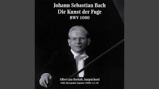 Contrapunctus 9 a 4 alla Duodecima (BWV 1080/9) , J.S. Bach