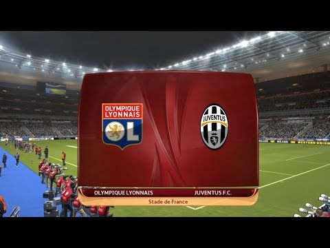 Lyon vs Juventus - Europa League 03-04-2014 Pes 2014 Preview