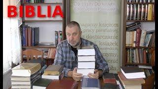 Katolickie i protestanckie przekłady i wydania Pisma Świętego   Biblii