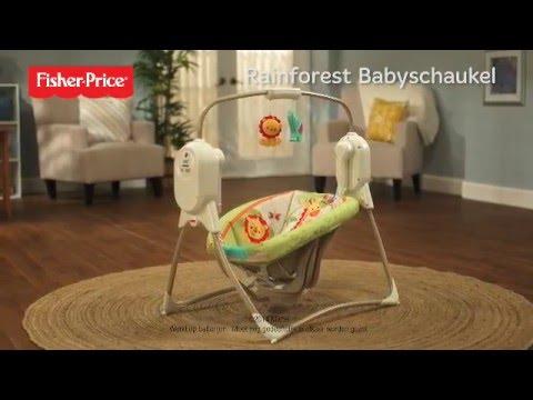 Fisher-Price | Rainforest Babyschaukel