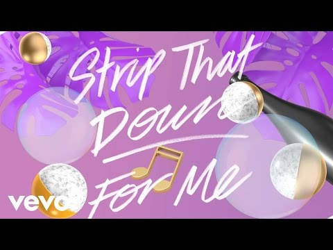 Liam Payne  Strip That Down Lyric  ft Quavo
