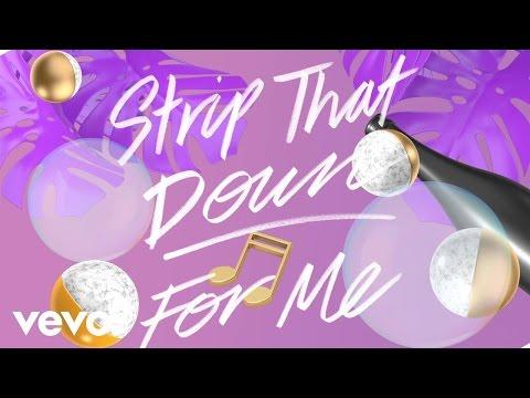 Liam Payne - Strip That Down ft. Quavo (Lyric Video)