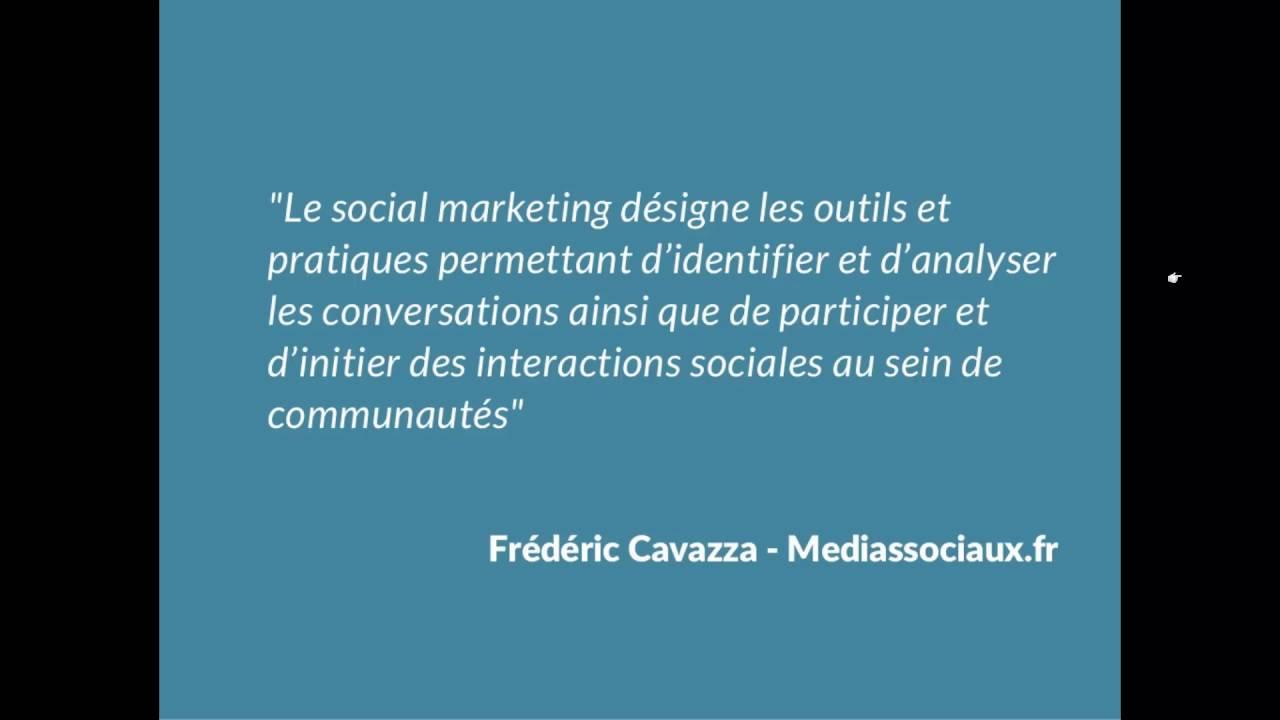 Stratégie Social Media - Définition